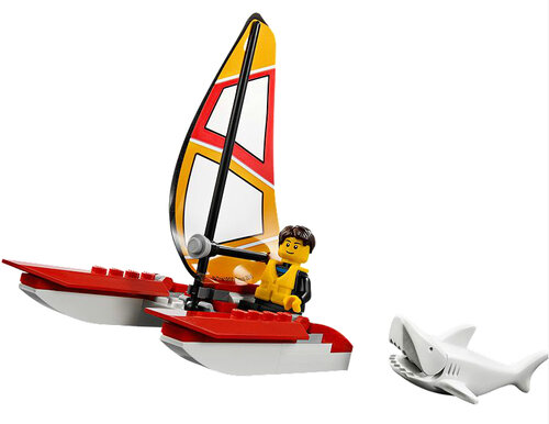 Lego Coast Guard Helicopter #4
