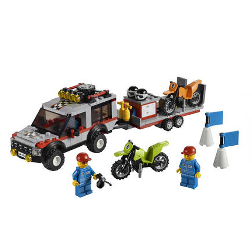 Lego Dirt Bike Transporter #2