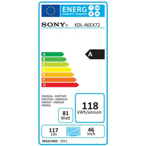 Sony KDL-46EX720 - 5