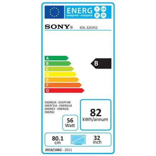 Sony KDL-32EX520 - 5