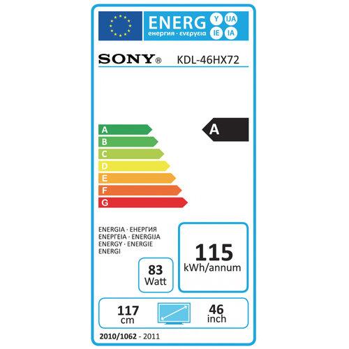 Sony KDL-46HX723 - 6