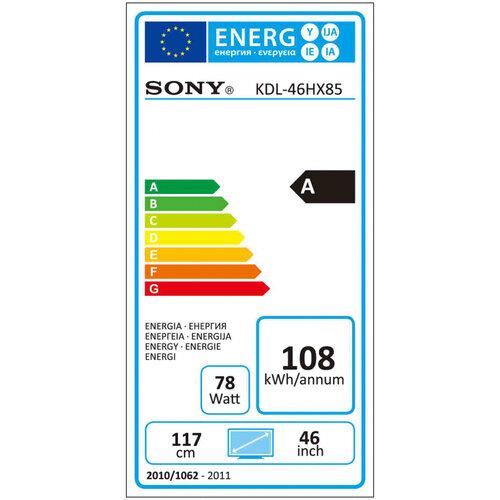 Sony KDL-46HX853 - 5