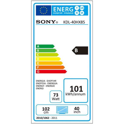 Sony KDL-40HX853 - 5