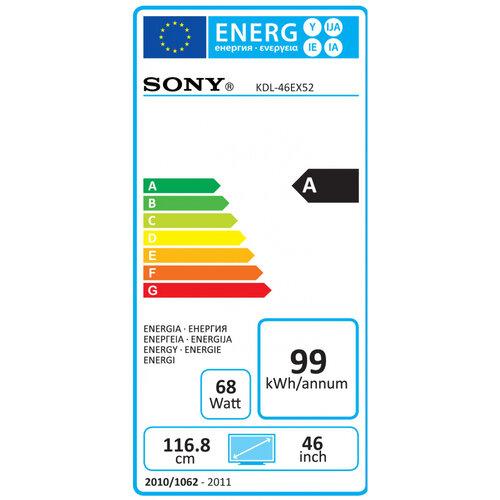 Sony KDL-46EX520 - 5