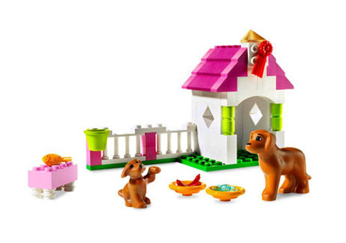 Lego Playful Puppy #2