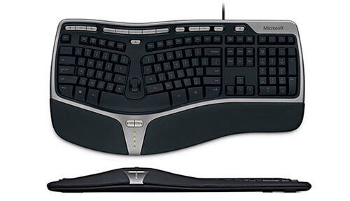 Microsoft Natural Ergonomic Keyboard 4000 - 1