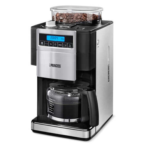 Princess Coffee Maker & Grinder Deluxe 249402 #2