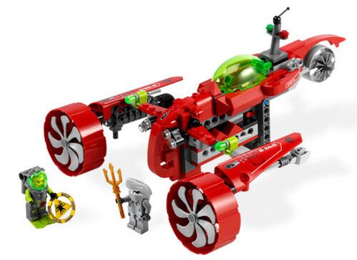 Lego Typhoon Turbo Sub #4