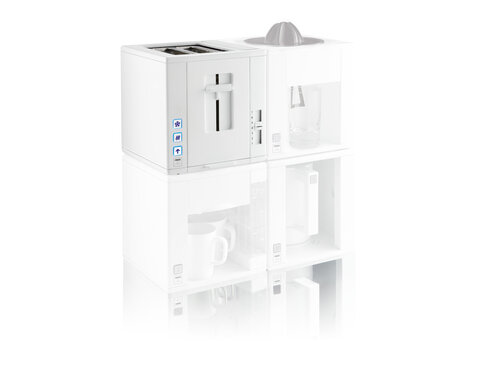 Princess Compact-4-All Toaster 144002 - 5