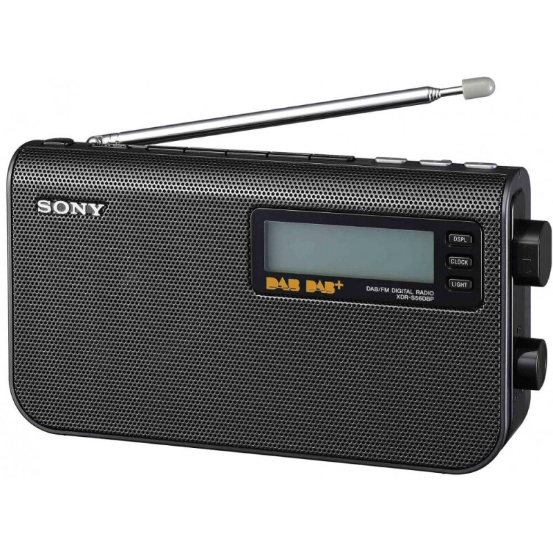 Sony XDR-S56DBP #1