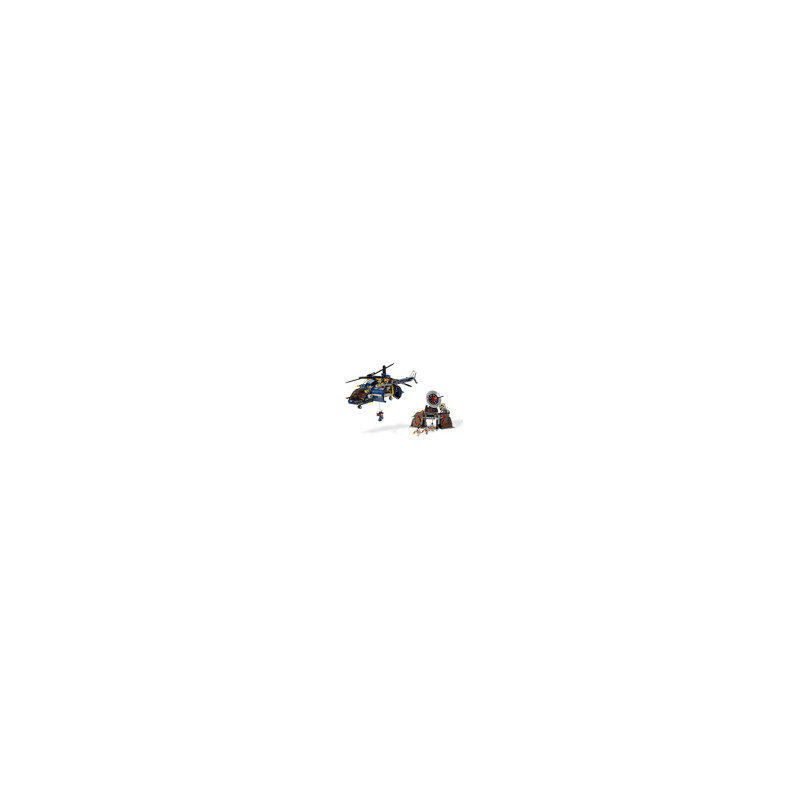 Lego Aerial Defence Unit #1